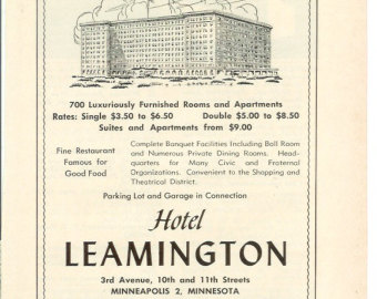 HotelLemingtonMPLS